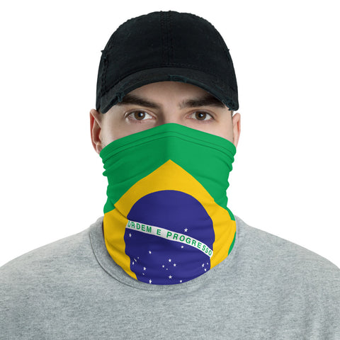Image of Brazil Bandana Flag