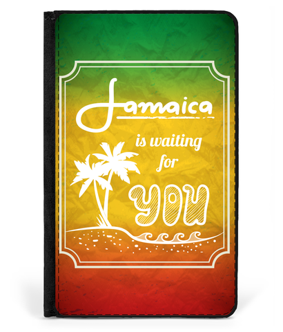 Jamaica Leather Passport Case 01 H9