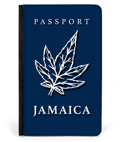 Jamaica Leather Passport Case 05 H9