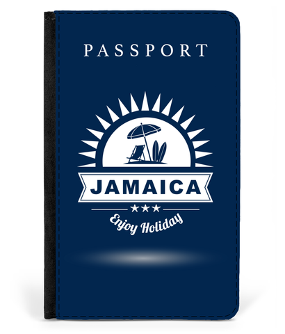 Jamaica Leather Passport Case 03 H9