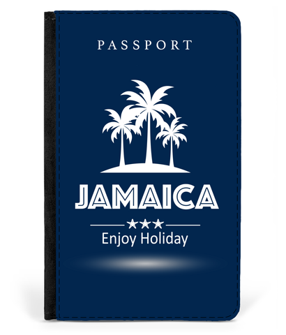 Jamaica Leather Passport Case 02 H9