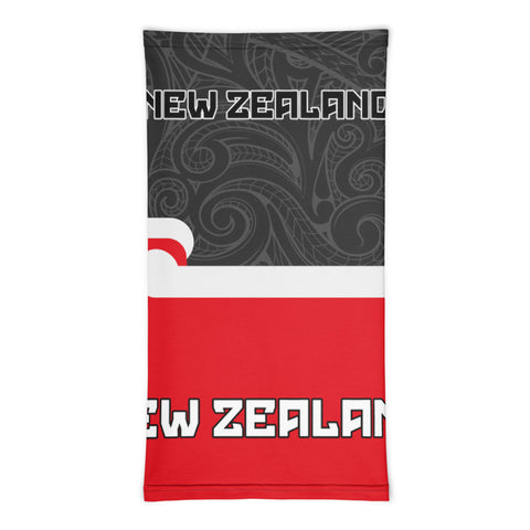 Image of New Zealand Bandana, New Zealand Polinesian Maori Flag A10