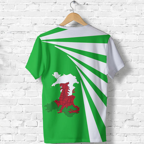 Cymru Men'S/Women'S T-Shirts - Tornado Version Th0
