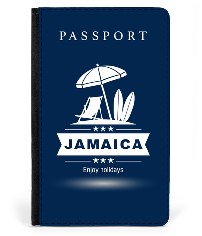 Jamaica Leather Passport Case 04 H9
