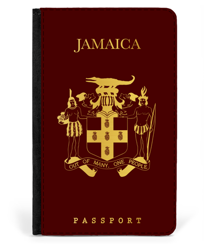 Jamaica Passport Case H4