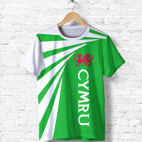 Cymru Men'S/Women'S T-Shirts - Tornado Version