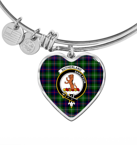 Image of Sutherland Modern Tartan Bangle - BN04