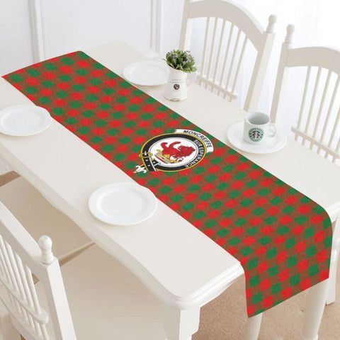 Image of Moncrieffe Tartan Table Runner - Tn Runners