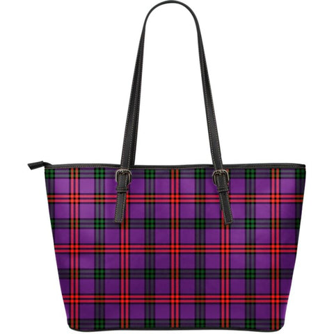 Montgomery Modern Tartan Handbag - Large Leather Tartan Bag Th8 |Bags| Love The World