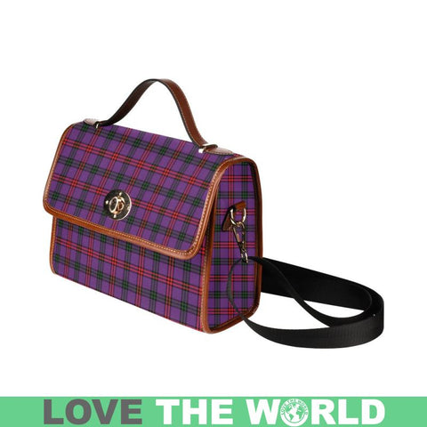 Montgomery Modern Tartan Plaid Canvas Bag | Online Shopping Scottish Tartans Plaid Handbags