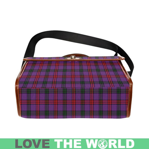 Image of Montgomery Modern Tartan Plaid Canvas Bag | Online Shopping Scottish Tartans Plaid Handbags