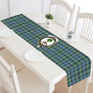 Mowat Tartan Table Runner - Tn Runners