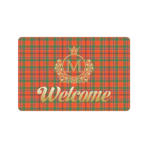 Munro Ancient Tartan Doormat HJ4 |Home Set| Love The World