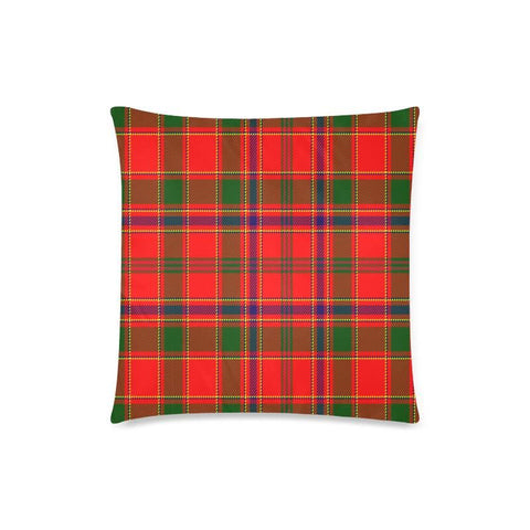 Munro Modern Tartan Pillow Cases Hj4 One Size / Munro Modern Back Custom Zippered Pillow Case