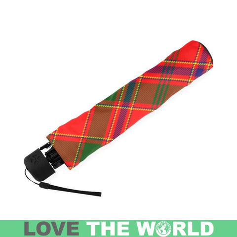 Munro Tartan Clan Badge Foldable Umbrella Th8 |Accessories| 1sttheworld