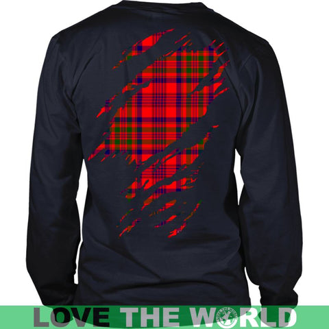Murray Tartan Shirt And Tartan Hoodie In Me