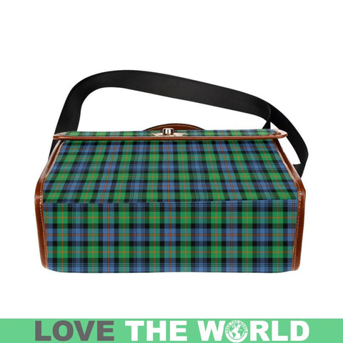Murray Of Atholl Ancient Tartan Plaid Canvas Bag | Online Shopping Scottish Tartans Plaid Handbags