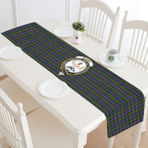 Image of Murray Of Atholl Modern Tartan Table Runner - Tn Runners