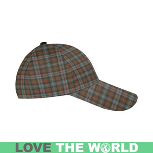 Murray Of Atholl Weathered Tartan Dad Cap - BN03