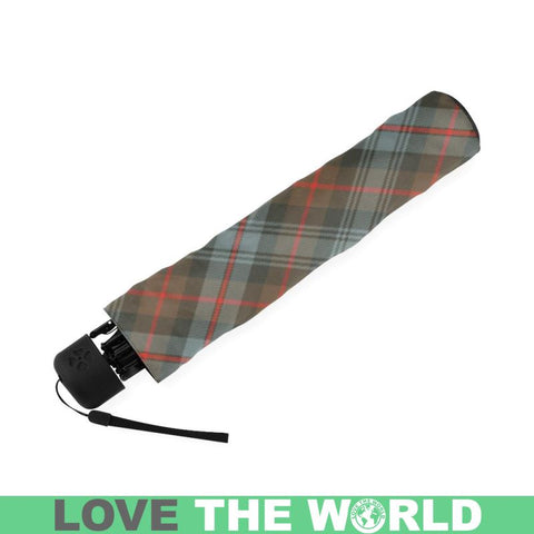 Murray Of Atholl Weathered Tartan Foldable Umbrella Th8 |Accessories| 1sttheworld