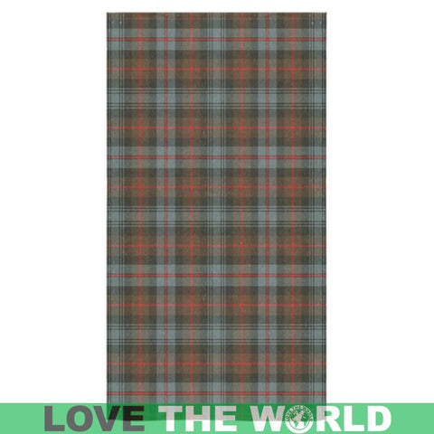 Murray Of Atholl Weathered Tartan Towel C25 One Size / Square Towel 13X13 Towels