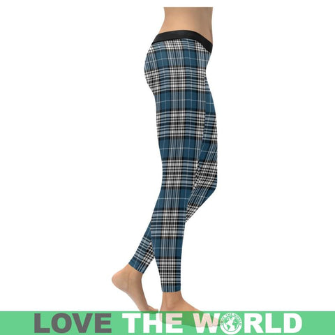 Napier Modern Tartan Legging S1 Low Rise Leggings