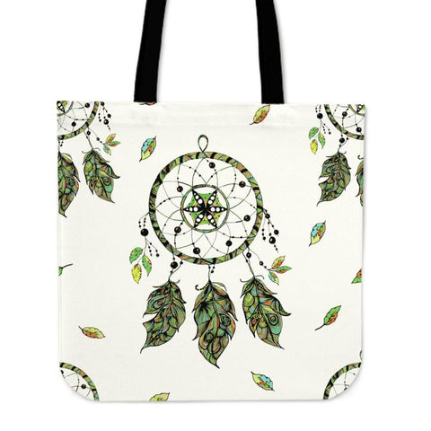Native American Pattern Tote Bag Ha1 Bags