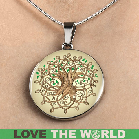 Necklace Celtic Tree Q1 |Accessories| 1sttheworld
