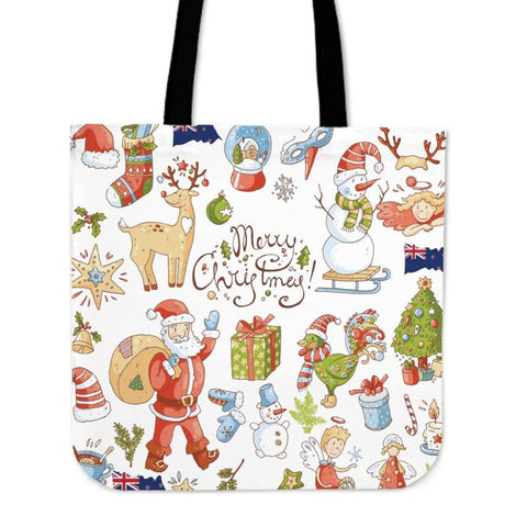 New Zealand Christmas Tote Bag A9 Y1 Bags