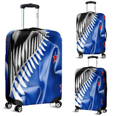 NEW ZEALAND FLAG LUGGAGE COVERS - HM1