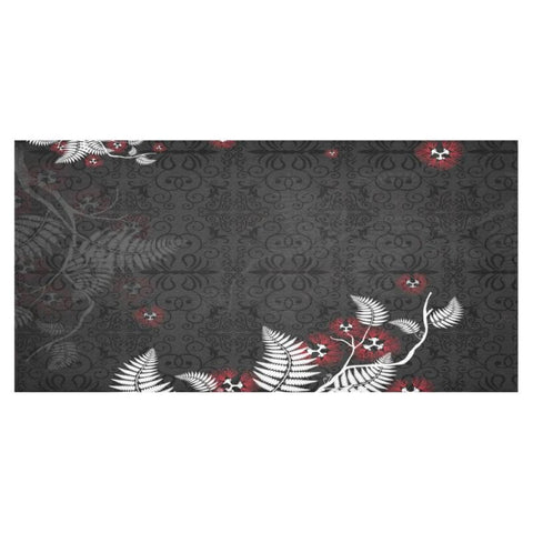 New Zealand Pohutukawa Tablecloth T1 One Size / 60X90 Tablecloths
