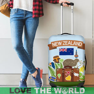 NEW ZEALAND TRAVEL LUGGAGE COVER A1