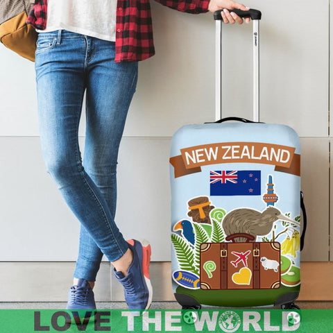 New Zealand Travel Luggage Cover Dn1 Covers
