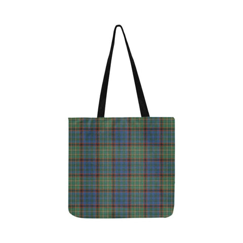 Nicolson Hunting Ancient Tartan Reusable Shopping Bag - Hb1 Bags