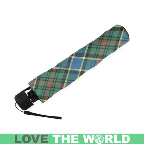 Ogilvie Hunting Ancient Tartan Foldable Umbrella Th8 |Accessories| 1sttheworld