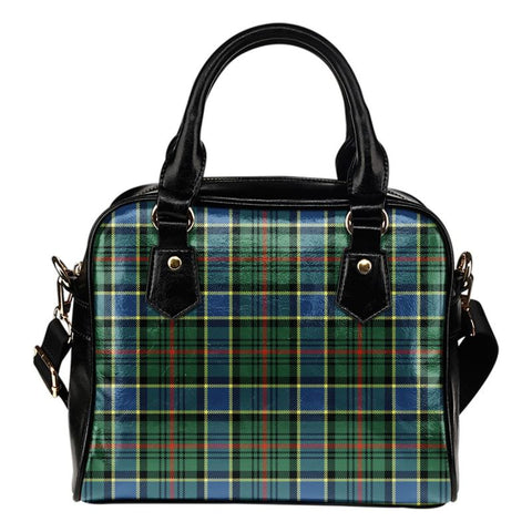 Tartan Shoulder Handbag - Ogilvie Hunting Ancient