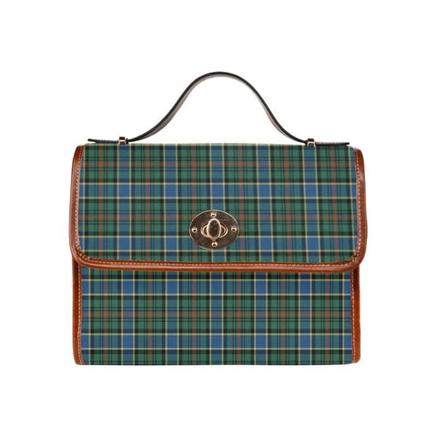 Ogilvie Hunting Ancient Tartan Canvas Bag | Waterproof Bag | Scottish Bag