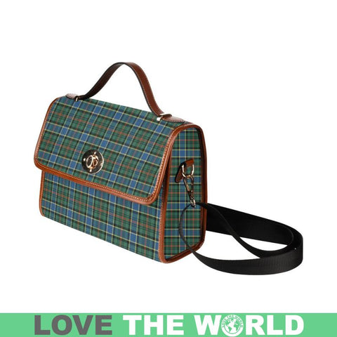 Ogilvie Hunting Ancient Tartan Plaid Canvas Bag | Online Shopping Scottish Tartans Plaid Handbags