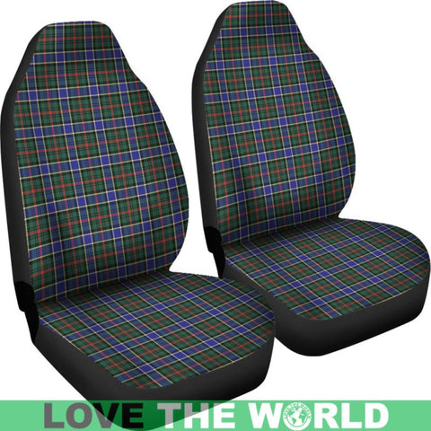Image of Ogilvie Hunting Modern Tartan Car Seat Cover Nl25