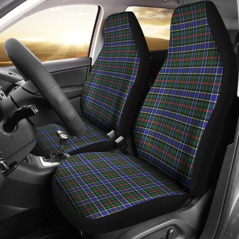 Image of Ogilvie Hunting Modern Tartan Car Seat Cover