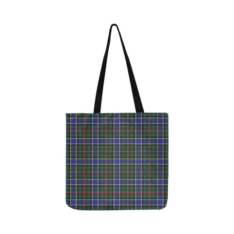 Ogilvie Hunting Modern Tartan Reusable Shopping Bag - Hb1 Bags