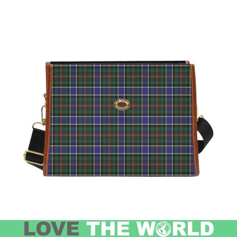 Ogilvie Hunting Modern Tartan Canvas Bag | Waterproof Bag | Scottish Bag