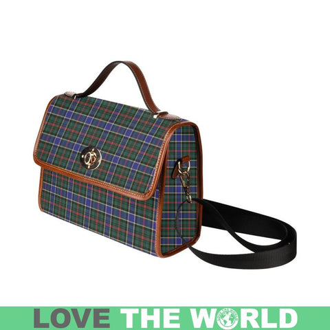 Ogilvie Hunting Modern Tartan Plaid Canvas Bag | Online Shopping Scottish Tartans Plaid Handbags