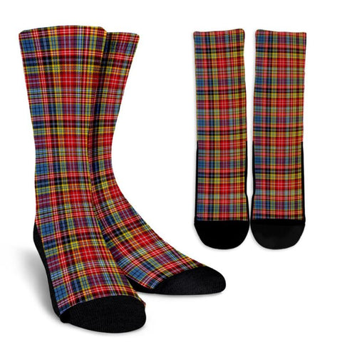 Ogilvie Of Airlie Ancient Tartan Socks, scotland socks, scottish socks, Xmas, Christmas, Gift Christmas, noel, christmas gift, tartan socks, clan socks, crew socks, warm socks