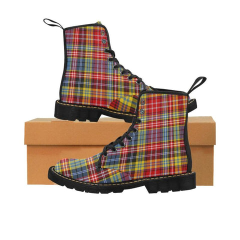 Image of Ogilvie Tartan Martin Boots | Scotland Boots | Over 500 Tartans