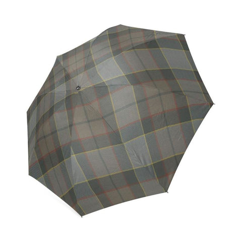 Outlander Fraser Tartan Foldable Umbrella Th8 |Accessories| 1sttheworld