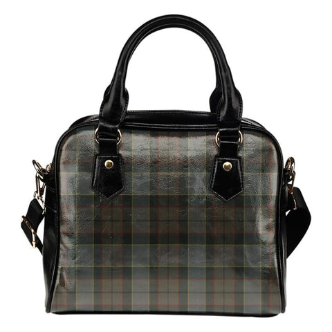 Tartan Shoulder Handbag - Outlander Fraser
