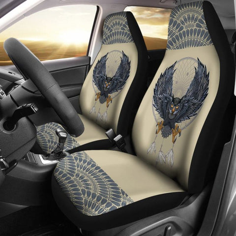 Owl N Dreamcatcher Car Seat Covers C1