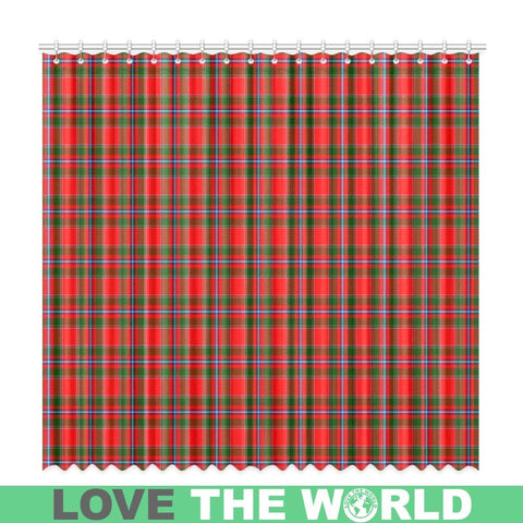 Image of Paterson Tartan Window Curtain Tk1 Curtains