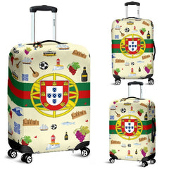 PORTUGAL ALL THING LUGGAGE COVER HA8